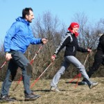 Nordic Walking a Running Klinika 26.11.2016