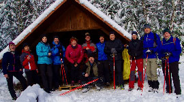 NORDIC WELLNESS, Luhačovice, víkendovka s nordic walking, 1.-3.12. 2017