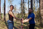 Lekce Nordic Walking