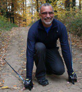 Nordic Walking start