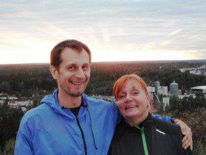 Sirpa-a-Mira-na-kopci-v-Helsinkach-zari-2010