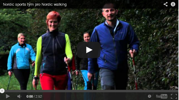 Nordic sports tým a Nordic walking