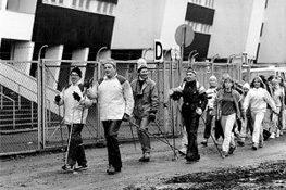 Ke kořenům Nordic Walking III.