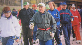 Ke kořenům Nordic Walking IV.
