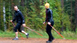 Ke kořenům Nordic Walking V.