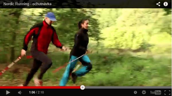Nordic Running – ochutnávka