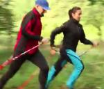Nová videa Nordic running, Nordic training