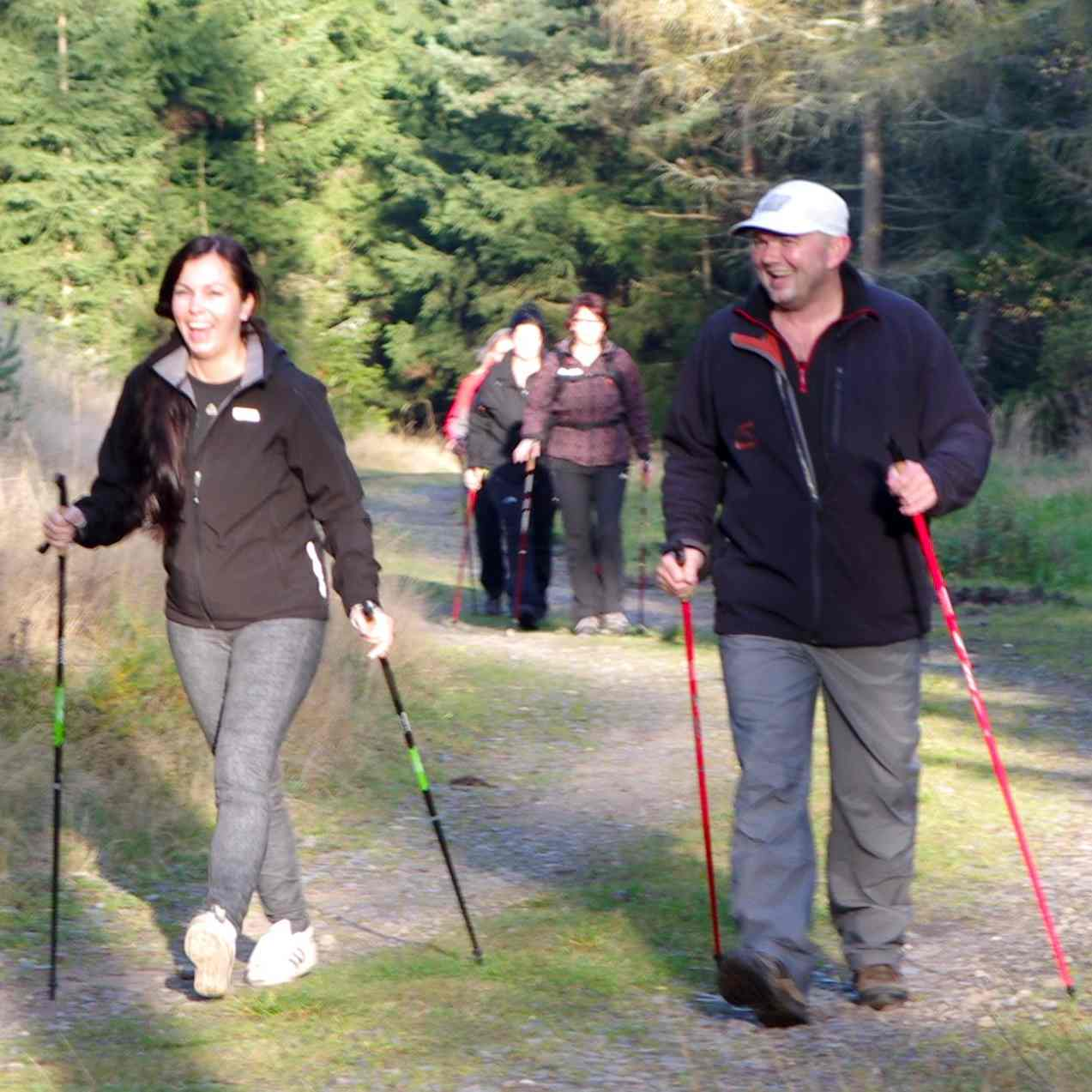 Nordic Walking u Vás