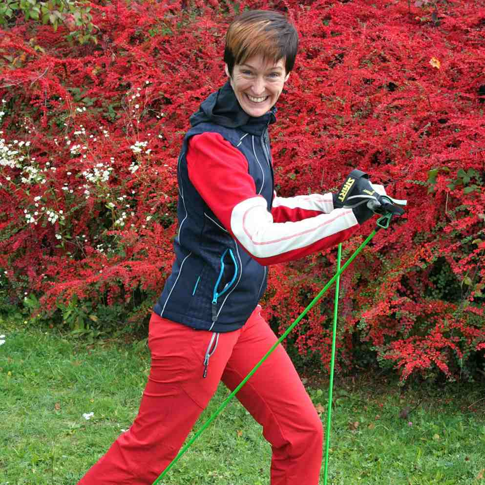 Nordic Walking Gym – nový workshop!