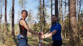 Rozhovor o dnešním Nordic Walking