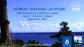 20let Nordic Walking!