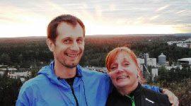 Moje 20letá pohybová láska – Nordic Walking I.