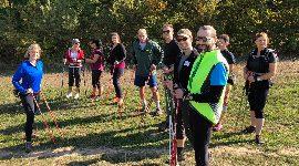 Nordic walking kurz speciál Fyzio I. a II. pro fyzioterapeuty, lékaře a cvičitele, Brno, 13.-14.10. 2018