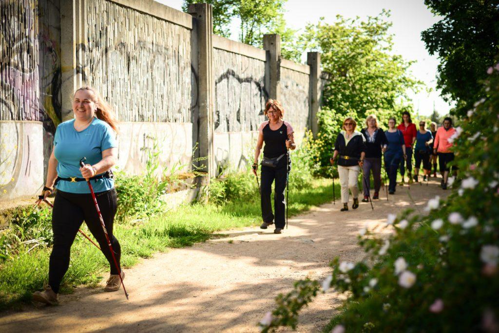 nordic walking lekce s nordic sports brno