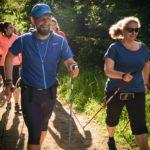 nordic walking power lekce