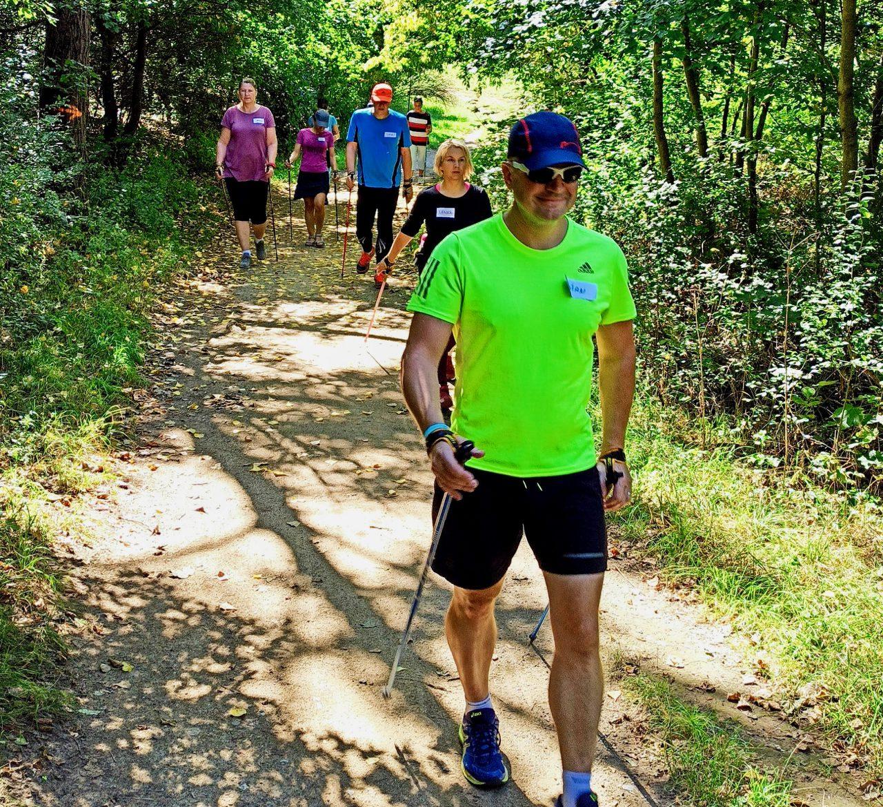 Nordic walking základní kurz 5.9. 2020