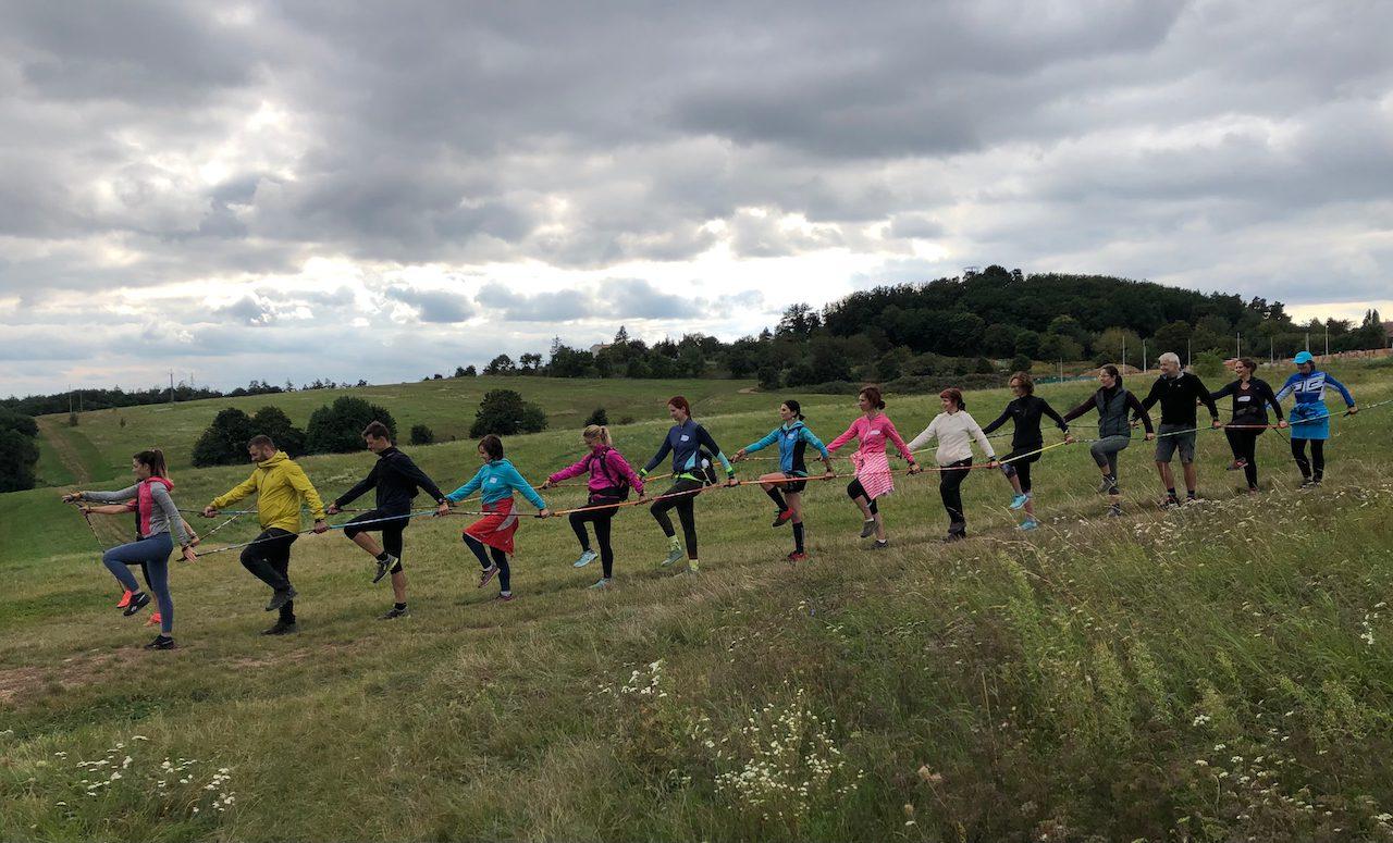 Nordic Walker I. Brno 18.9.2021